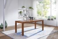 Sie sind auf der Suche nach einem modernen und praktischem Esstisch fuer Ihr zuhause? Massivholz Esstische von WOHNLING.   Wofuer geeignet? Die 120 cm breite...
