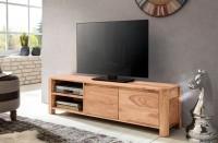 Wofuer geeignet? Durch die grosse Ablageflaeche lassen sich Fernseher von fast allen Groessen problemlos darauf platzieren. Die 2 Faecher. die Schublade und...