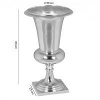 Wofuer geeignet? Diese Vase eignet sich perfekt fuer den Empfangsbereich oder zu Hause fuer den Wohn- und Essbereich. Sie ist ideal fuer Straeusse, Gestecke...