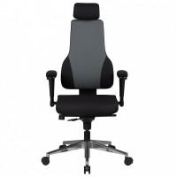 Information zu den Rollen:Im Lieferumfang sind 5 Teppichbodenrollen enthalten. Sollten Sie den Stuhl auf harten Boeden (Parkett, Laminat…) verwenden wollen,...