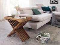 Sie sind auf der Suche nach einem modernen und praktischem Klapptisch fuer Ihr zuhause? Massivholz Klapptisch von WOHNLING.   Wofuer geeignet? Durch das...