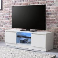 Design  Lowboard in modernem und zeitlosem Design TV-Unterschrank mit mehreren Ablagemoeglichkeiten und zwei Faechern Abmessungen  Breite: 120 cm  Hoehe: 40...