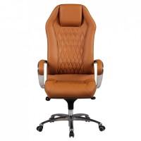 Design  Muster im Rauten-Design im Sitz- und Rueckenbereich Sitz- und Rueckenlehne mit Bezug aus echtem Leder Unterseite mit hochwertigem Kunstleder bezogen...